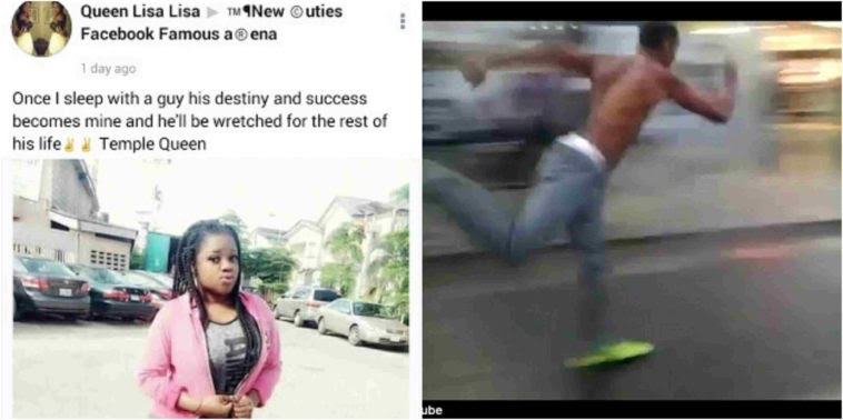Any Man That Sleeps With Me Becomes Wretched For Life - Slay Queen Reveals
